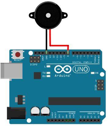 Töne erzeugen - arduino-basics.com